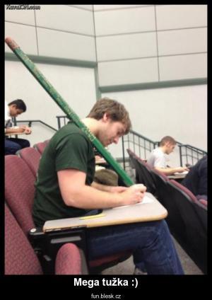 Mega tužka :)