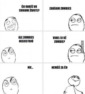 Zombie:D