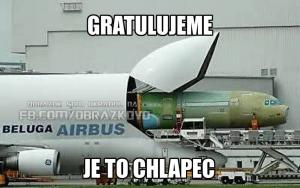 Je to chlapec