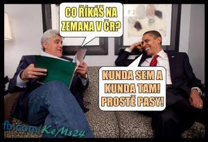 Zeman v ČR
