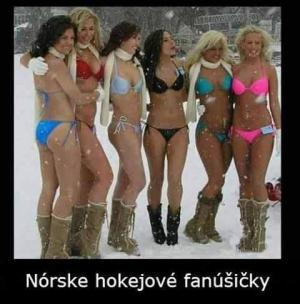 Norsko je TOP