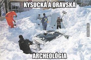 Archeologové na Slovensku