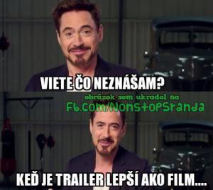 Trailer lepší jak film