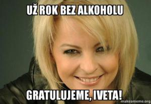 Bartošová abstinuje