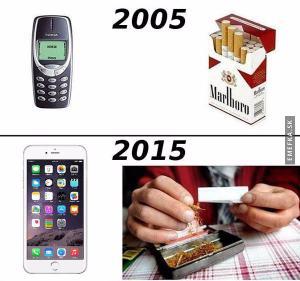 Časy se změnily