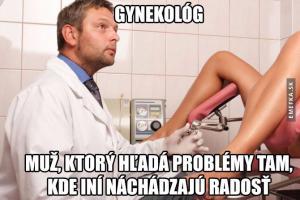 Gynekológ