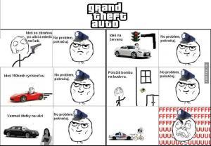 Logika v GTA