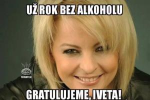 Gratulujeme, Ivetko