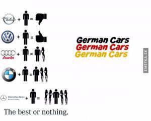 Pravda o nemeckých autech