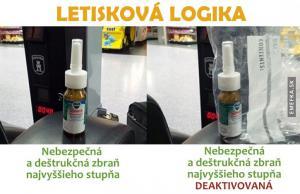 Logika letiště