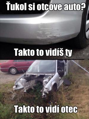 Tátovo auto