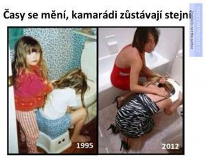 Změna