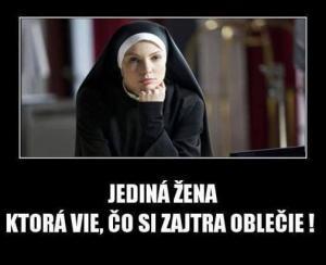 Jediná žena