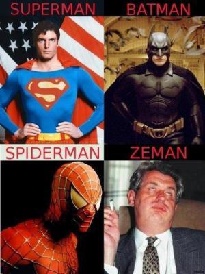 Super hrdinové