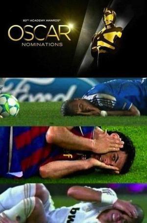 Oscar pro fotbalisty