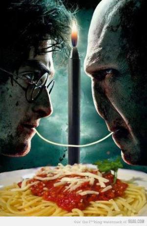 Harry a večeře
