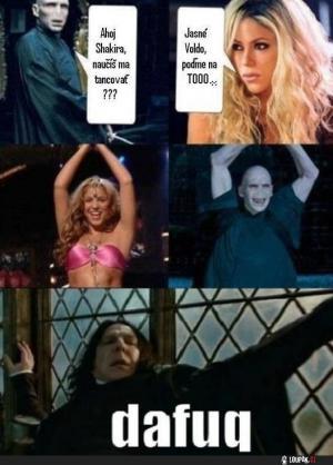 Rihano, naučíš mě tancovat (Lord Voldemort)