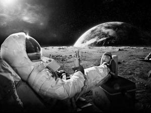 Pohoda na Měsíci