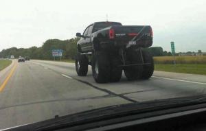 Tak trošku truck