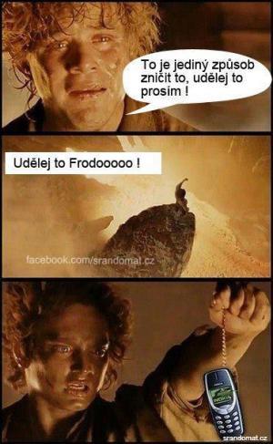 FRODO !!!