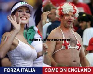 Itálie VS