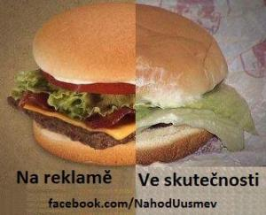 Reklama a skutečnost
