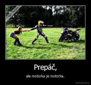 Motorka je motorka
