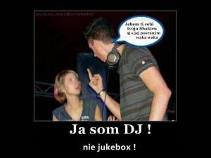 Jsem jenom DJ!