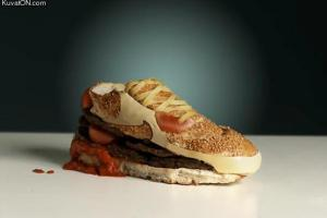 Hamburger NIKE