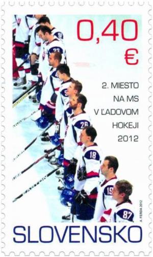 Tak už Slovácí mají nové známky