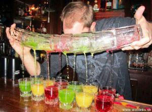 Namakaný barman