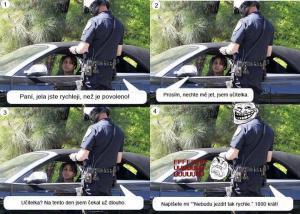 policajt vs učitelka