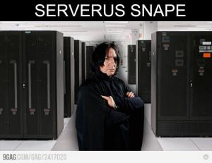 Servry u serveruse