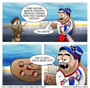 Hokejový humor
