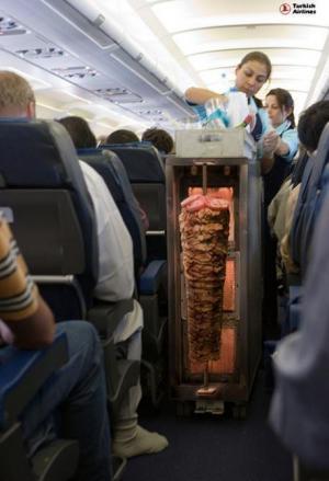 Podává se kebab