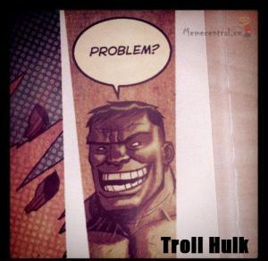 Troll Hulk