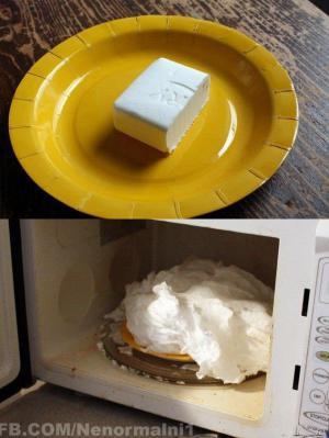 Mýdlo v mikrovlnce