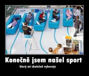 Spací sport