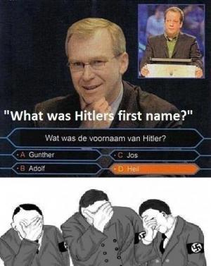 Jaké je hitlerovo jméno?
