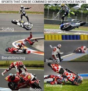 Co se dá dělat s motorkama