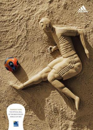 umění z písku