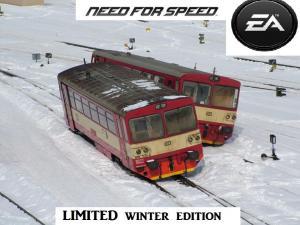 Vlakové Need for speed