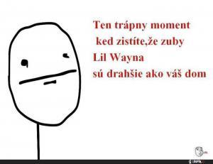 Zuby Lil Wayna