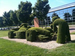 Zahradní stáj F1
