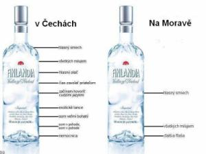 Pití vodky