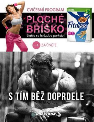 Fitnes fakt pomáhá