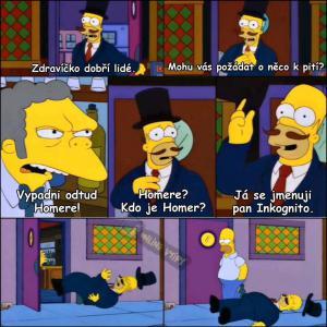 Vypadni Homere!