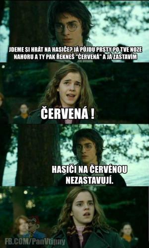 Harry je chytrej
