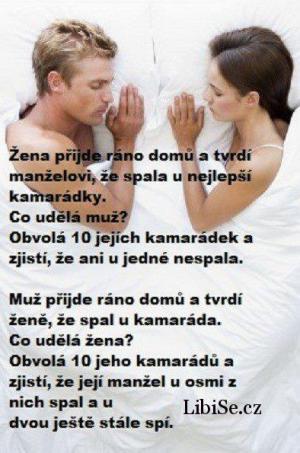 Pravda u mužích a ženách