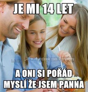 Naivní rodiče